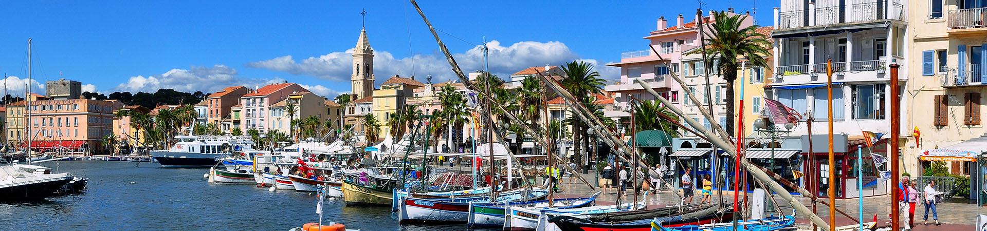 Location bateau Sanary-sur-Mer Bandol Six-Fours-Les-Plages