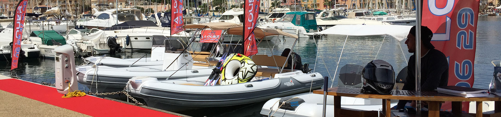 Location bateau Sanary Six-Fours Bandol