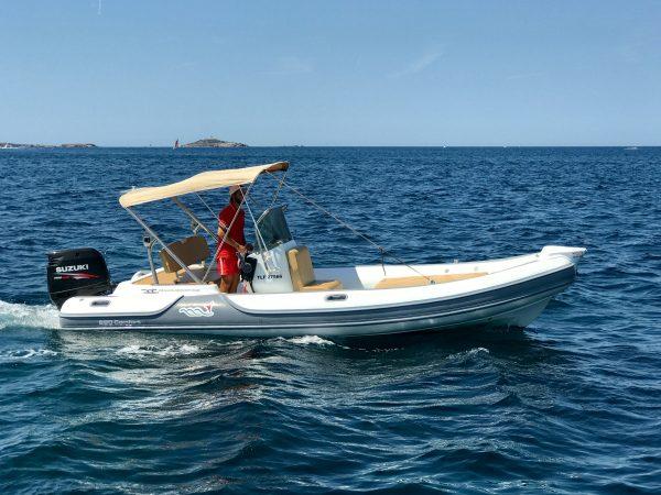 Motonautica MV 620